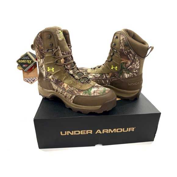13d69598211 Under Armour UA Brow Tine 400 Men's Hunting Boots NWT